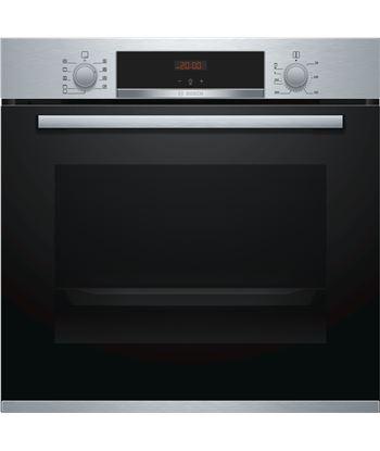 Horno independiente 60cm Bosch HBA512ER0 negro/inox 71l a - 4242005056484