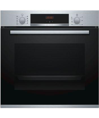 Horno indep 60cm Bosch HBA512BR0 negro/inox 71l a Hornos independientes - 4242005056477