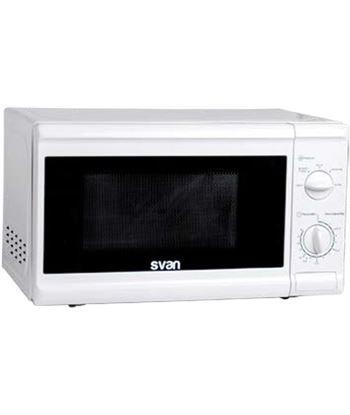 Microondas Svan SVMW700, 700w, sin grill, blanco