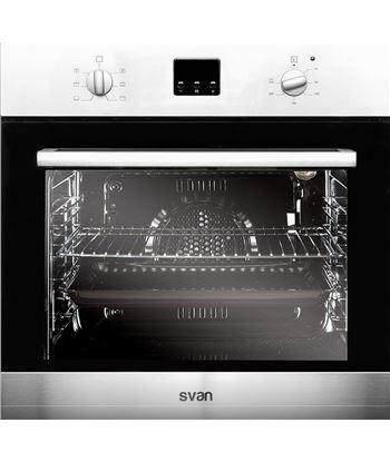 Horno multifuncion Svan SVH224X, 7 funciones, turb
