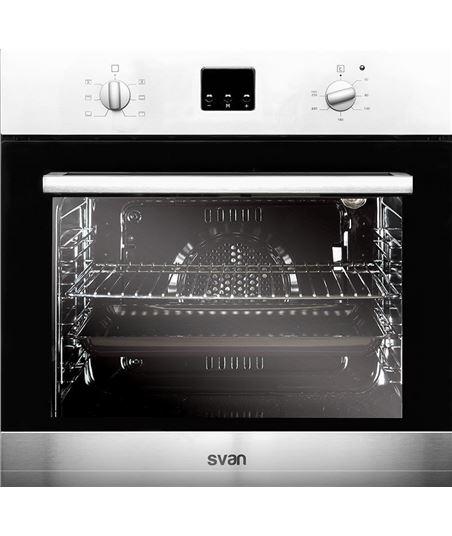 Horno multifuncion Svan SVH224X, 7 funciones, turb - SVH224X