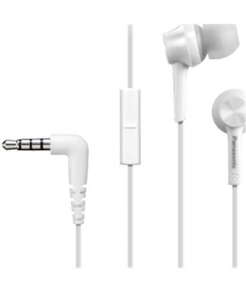 Auriculares boto panasonic rp-tcm115e-w wiNgs con microfono blanco RPTCM115EW