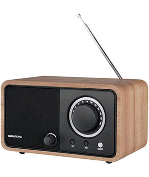 Radio sobremesa Grundig GRR2740 tr 1200, diseño re - 4013833845249