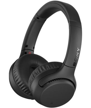 Auriculares diadema Sony WHXB700B bluetooth nfc inalambrico negro