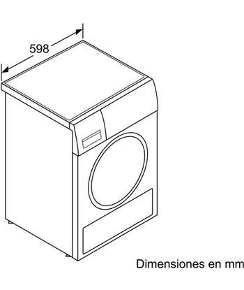 Bosch, wtw87641es, secadora, bomba de calor, a+++, libre instalación, 60 cm - 70355473_0835627431