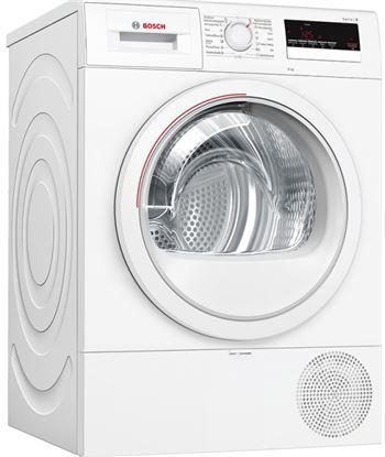 Secadora cond Bosch WTR85V90ES 8kg blanca a++ bomba calor