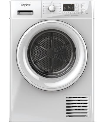 Secadora condensacion Whirlpool FTM1081YEU 8kg blanca a+