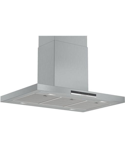 Bosch, dib97im50, campana, isla box slim, b, encastrable, 90 cm, 754 m3/h, - DIB97IM50