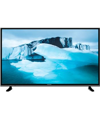 Lcd led 49'' Grundig 49VLX7850BP 4k uhd smart tv quad core satelite netflix