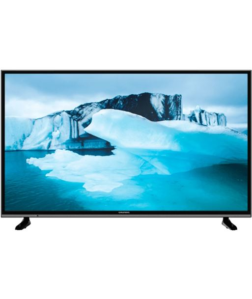 Lcd led 49'' Grundig 49VLX7850BP 4k uhd smart tv quad core satelite netflix - 4013833030645