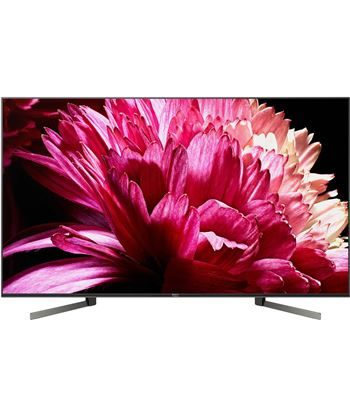 Lcd led 75'' Sony KD75XG9505 4k hdr x1 ultimate android tv