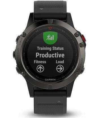 Reloj deportivo Garmin fenix 5 gris/negro GAR010_01688_00