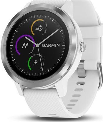 Reloj deportivo Garmin vivoactive 3 plata correa b 010-01769-20