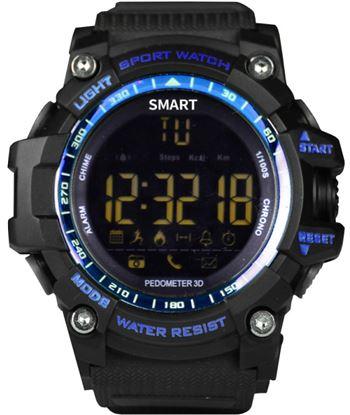 Smartwatch Brigmton bwatch g1 azul BRIBWATCHG1A
