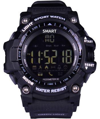 Smartwatch Brigmton bwatch g1 negro BRIBWATCHG1N