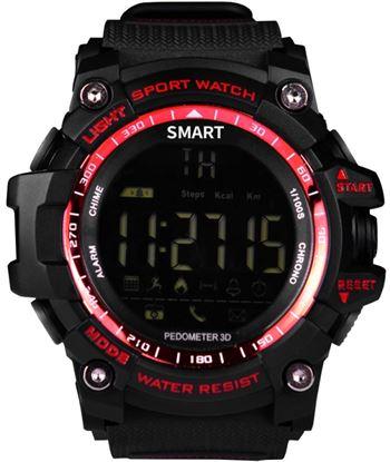 Smartwatch Brigmton bwatch g1 rojo BRIBWATCHG1R