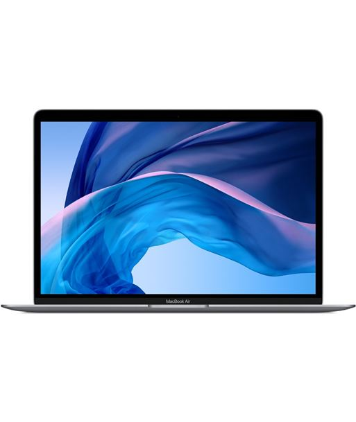 Ordenador portatil Apple macbook air 13'' core i5 8gb 128gb ssd space grey MRE82Y/A - MRE82YA