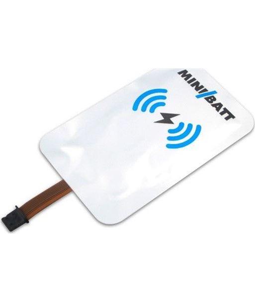 Adaptador carga inalámbrica Minibatt mb-card-lightning 8435048431660 - 8435048431660