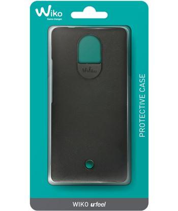 Carcassa Wiko ufeel negra WICT0006 Tablets, ebook y smartphones - WICT0006