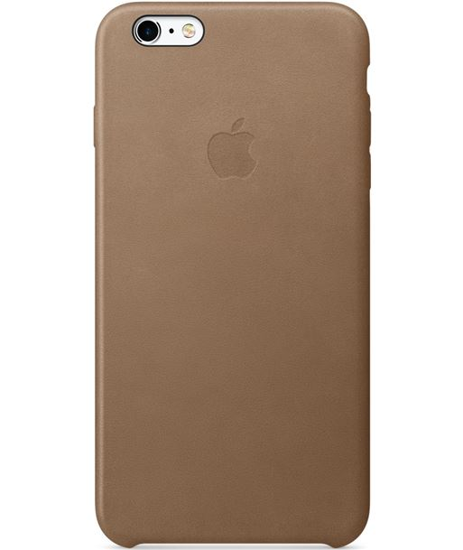 Funda Apple iphone 6s plus piell case marron MKX92ZM/A - MKX92ZMA