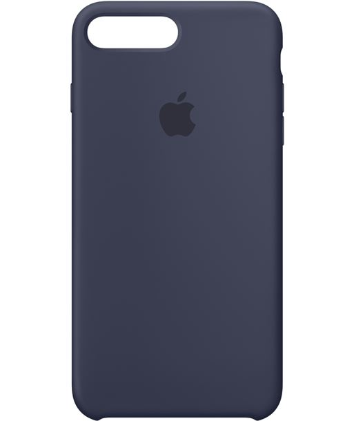 Funda Apple iphone 8 plus / 7 plus silicona azul noche MQGY2ZM/A - MQGY2ZMA