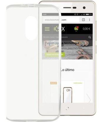 Funda flex Ksix tpu zte l7 mfz8997ftp00 8427542086903 - 8427542086903