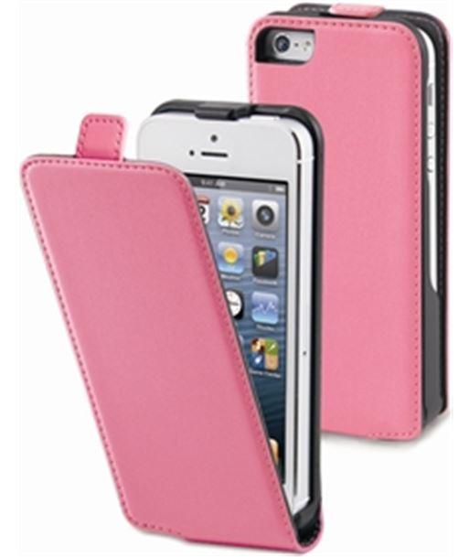 Nuevoelectro.com funda slim rosa iphone 5 muvit musli0072 - 3700615057921
