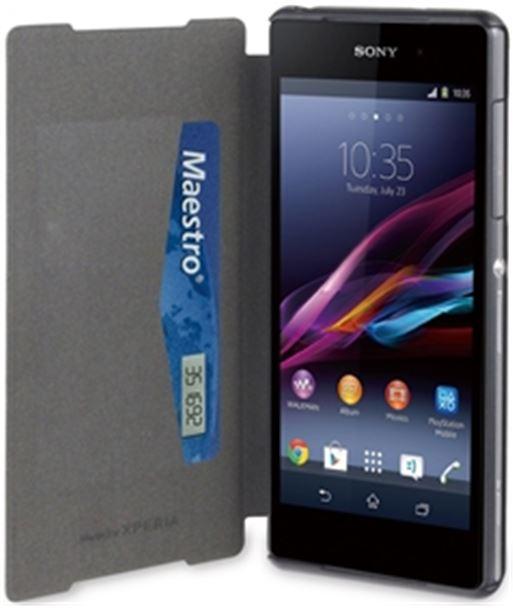 Funda ultra slim negra made for xp Sony xperia z2 SESLI0093 - 3700615095961