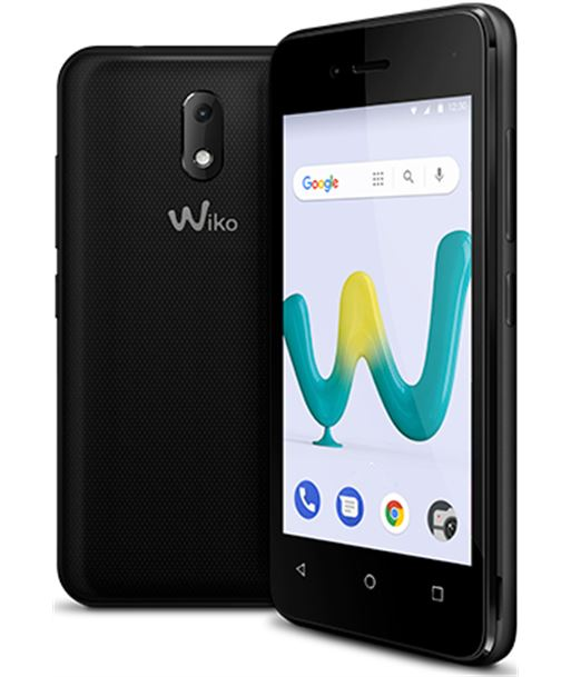 Tel libre Wiko sunny 3 mini 5'' 8gb/512mb negro WIKSUNNY3MINIBL - SUNNY3MINIBLACK