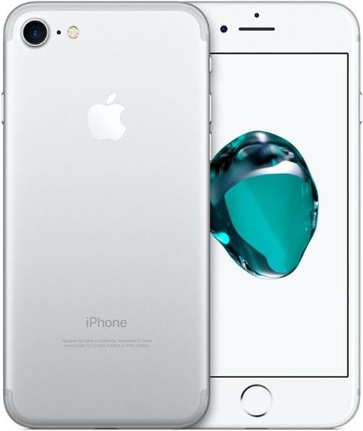 Apple movil iphone 7 silver 128gb-ypt reacondicionado 403196 - 403196