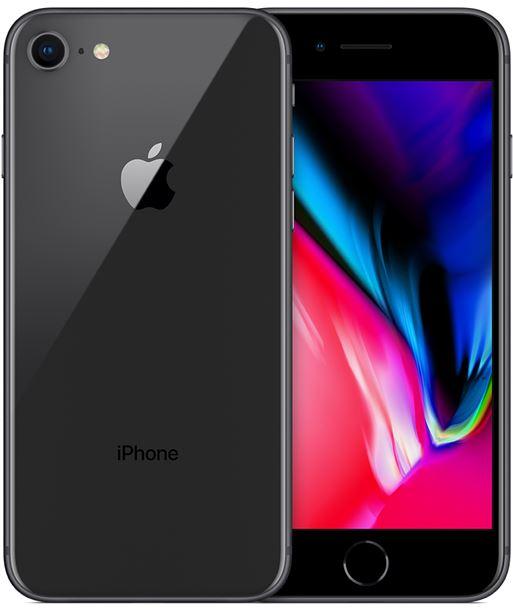 Apple movil iphone 8 negro 64gb libre 190198450845 - 190198450845