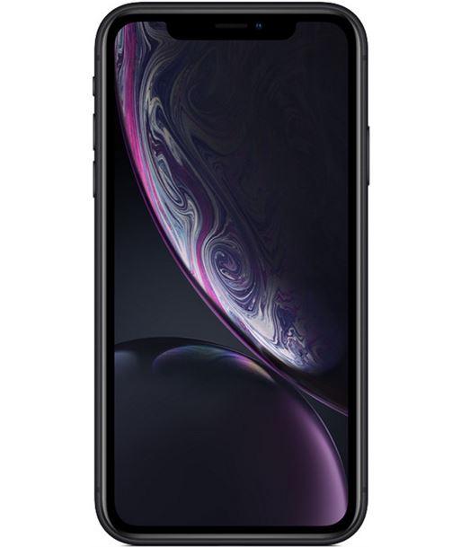 Apple movil iphone xr 6.1'' 128gb black mry92ql_a - 190198772541