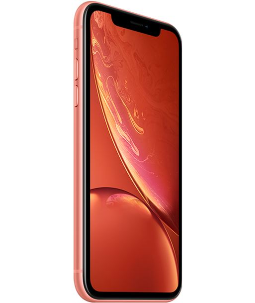 Apple movil iphone xr 6.1'' 64gb coral mry82ql_a Telefonos m?biles - MRY82QL_A