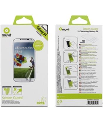 Nuevoelectro.com set dos protectores pantalla brillo galaxy s4 muscp0309 - 3700615071972