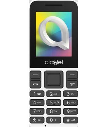 Alcatel 1066DW teléfono libre 1066d bluetooth fm cámara sd blanco alc - 4894461747750