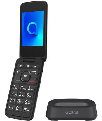 Alcatel 3026XG teléfono libre 3026x 7,11 cm (2,8'') bluetooth/microsd/cámara/fm gri - 3026XG