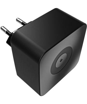 Nuevoelectro.com transformador usb muvit 2.4a sin cable negro muacc0117 - MUACC0117