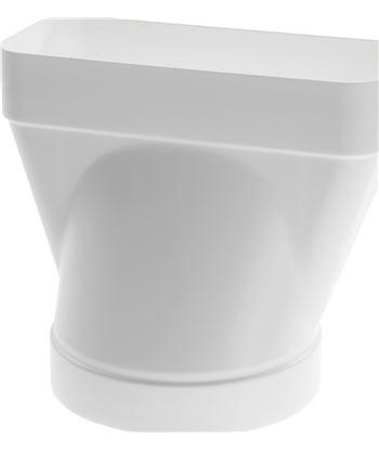 Siemens, ad852041, campana, accesorio, adaptador rectangular 222x89mm -circ