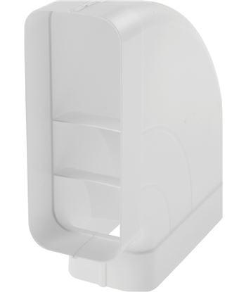 Siemens, ad852031, campana, accesorio, codos planos 222x89mm para extracto