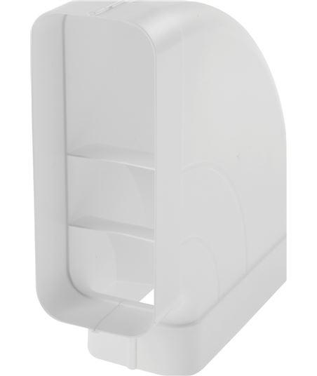 Siemens, ad852031, campana, accesorio, codos planos 222x89mm para extracto - AD852031