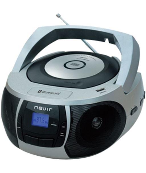 Radio cd bluetooth Nevir nvr481pt NVR-481UBNEGRO - NVR481PT