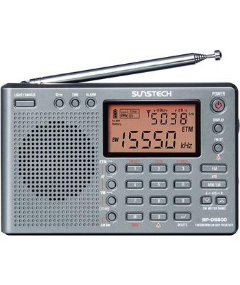 Radio digital multiban.Sunstech RPDS800titanium Radio - RPDS800TITANIUN