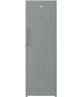 Beko congelador vertical / no frost / a+ / mecánico / 6 cajones+ 2 tapas / inox rfne312k21x