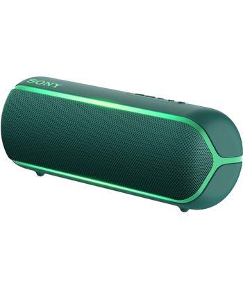 Altavoz portatil Sony srxb22g extra bass bluetooth live sound verde SRSXB22G