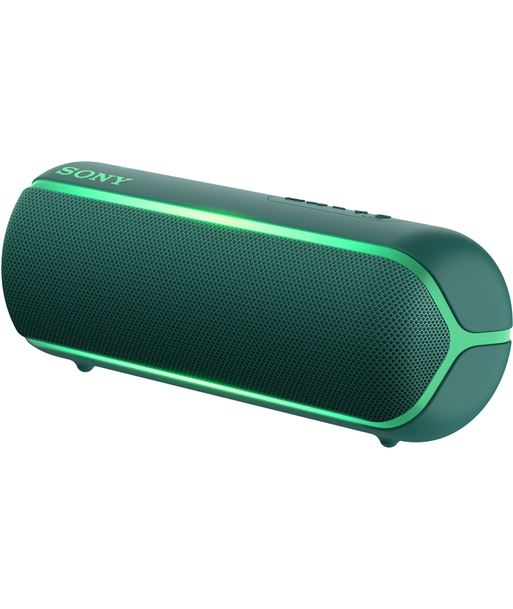 Altavoz portatil Sony srxb22g extra bass bluetooth live sound verde SRSXB22G - SRSXB22G