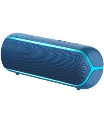 Altavoz portatil Sony srxb22l extra bass bluetooth live sound azul SRSXB22L