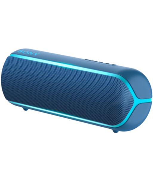 Altavoz portatil Sony srxb22l extra bass bluetooth live sound azul SRSXB22L - SRSXB22L