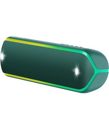 Altavoz portatil Sony srxb32g extra bass bluetooth verde SRSXB32G