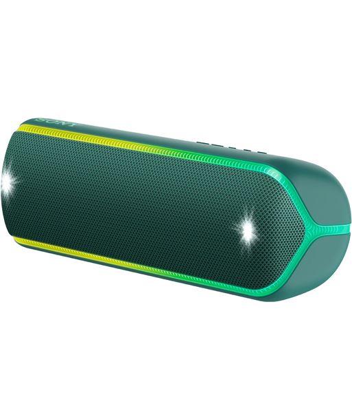 Altavoz portatil Sony srxb32g extra bass bluetooth verde SRSXB32G - SRSXB32G