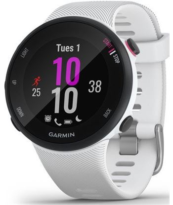 Reloj deportivo Garmin forerunner 45s blanco 010-02156-10